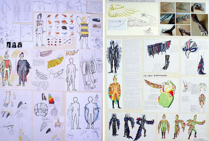 costume-design-a-level-art
