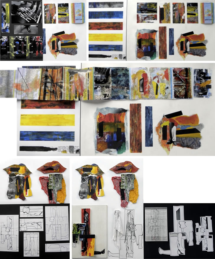 Development of ideas: IGCSE Art