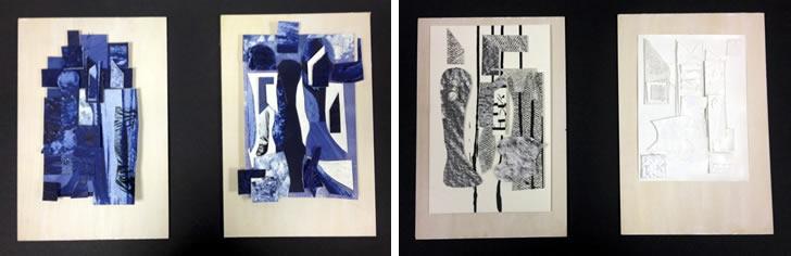 Final piece: IGCSE Art exam (A*)