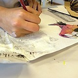 How to make your Art project exciting: creative use of media for Painting students (Part 1)