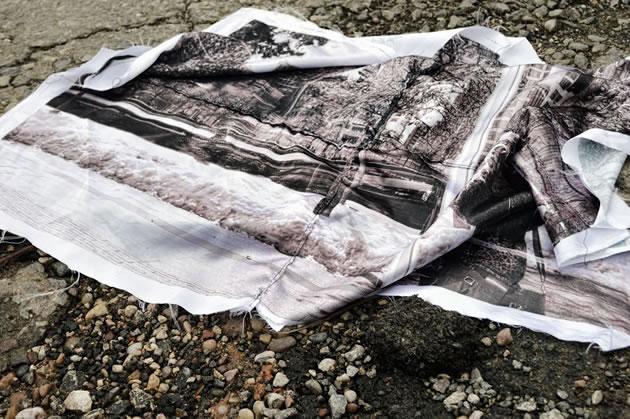 A Level Art fabric print