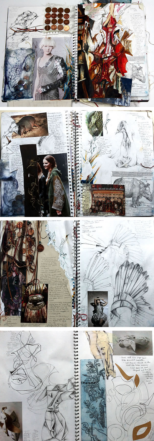 Textiles a level coursework examples