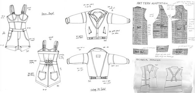 fashion pattern design