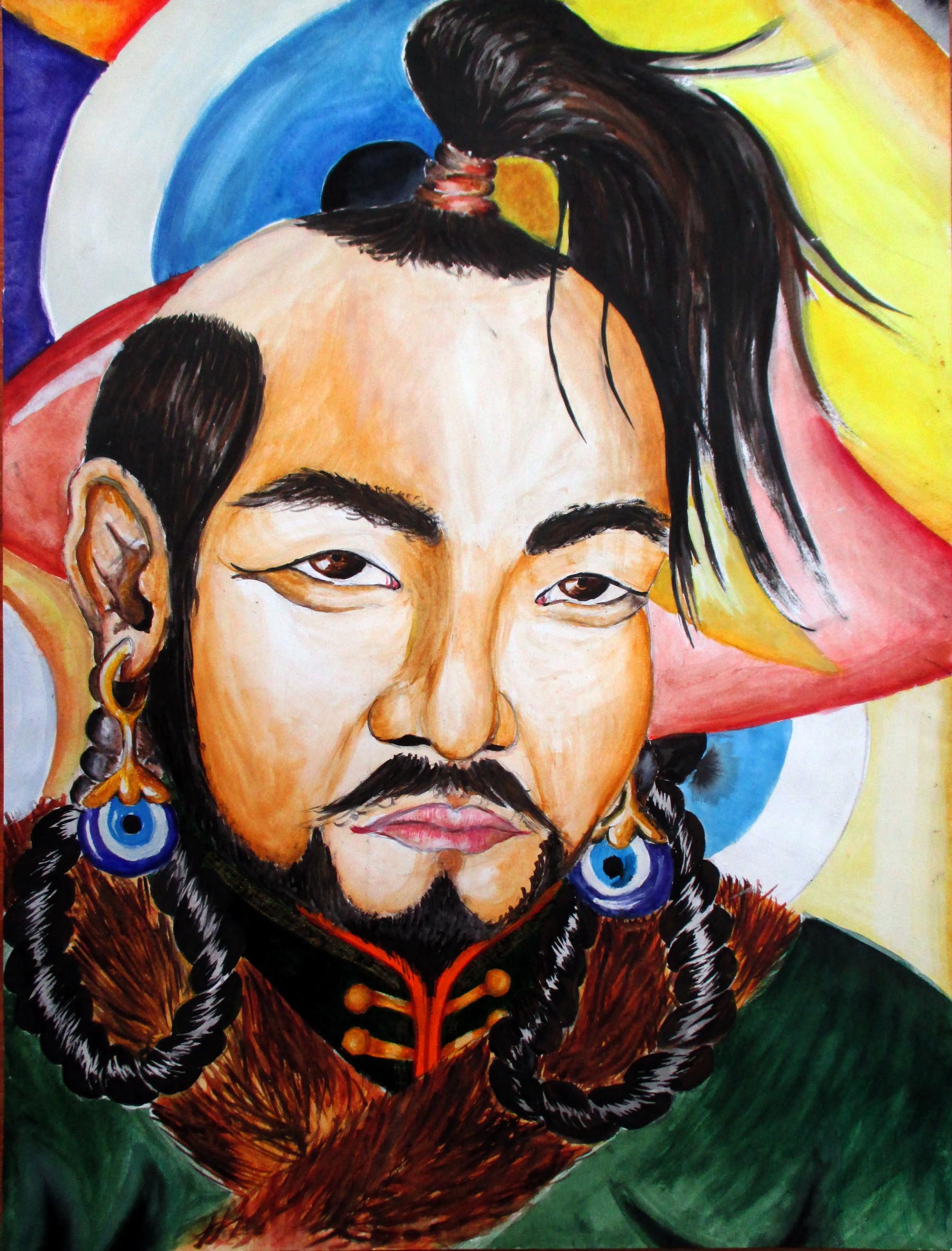 Heroes, Shamans, Ankle Bones and Horses: Mongolian State Laboratory ...