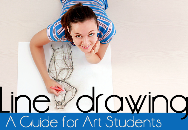line drawing - a student guide