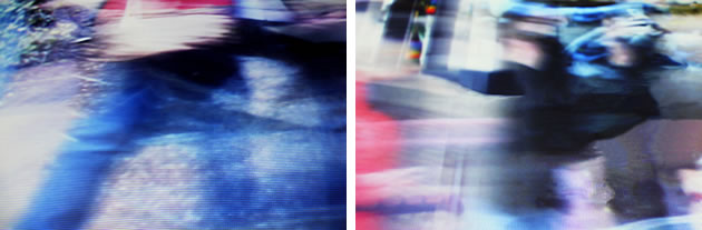example of photography techniques blurring