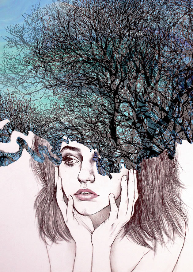 Scatterbrain by Kate Powell