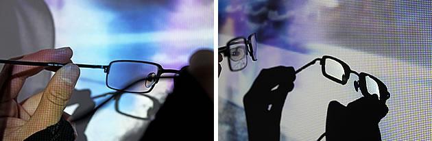 photographic study of glasses