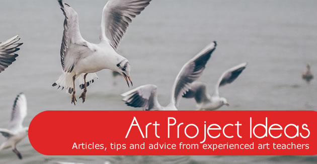 Art project ideas: articles, tips and advice from experienced High School Art teachers