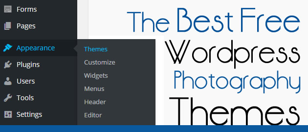 The best free WordPress photography themes: a guide for artists and new bloggers