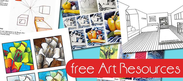 Free art teacher resources