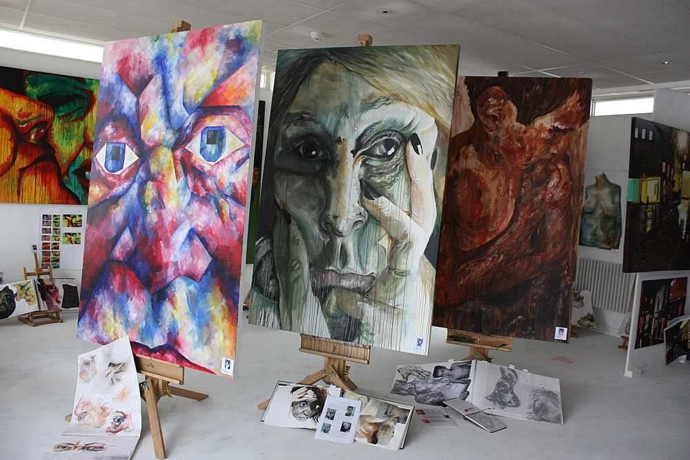 Art teacher blogs UK