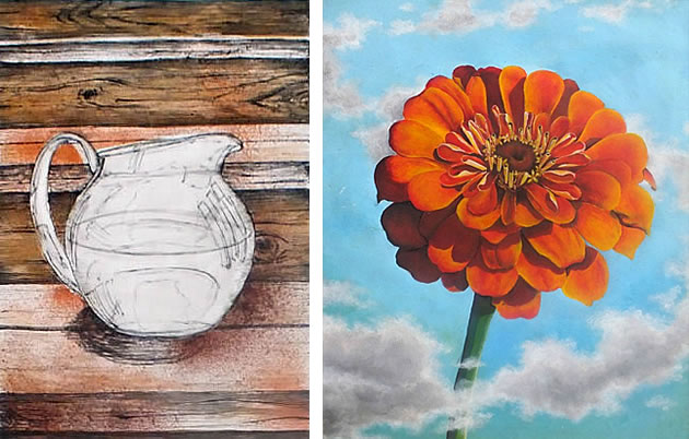NCEA Art Level 3 - painting