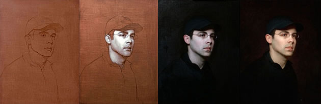 paintings by adrian gottlieb artist