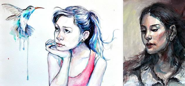 GCSE Edexcel art exam prep material