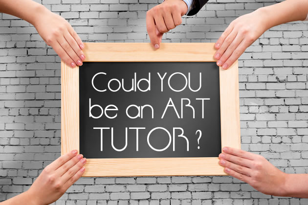 could you be an art tutor?