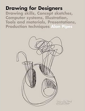 drawing for designers alan pipes