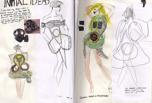 Fit fashion design portfolio 14