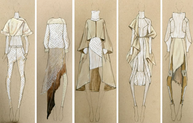 Starting a Collection: How to Develop Your Fashion Designs 84