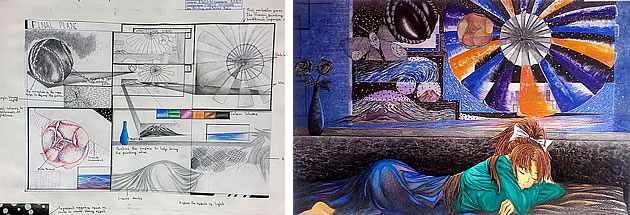art coursework igcse Essay example made by a student love and hate are the two main themes in this play these two themes are the complete opposite to each other this will make it a lot easier two compare and contrast.
