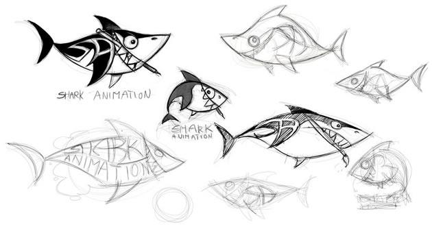 logo design sketches