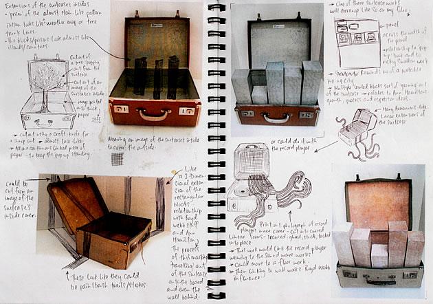 sculpture and 3d design sketchbooks 20 creative examples