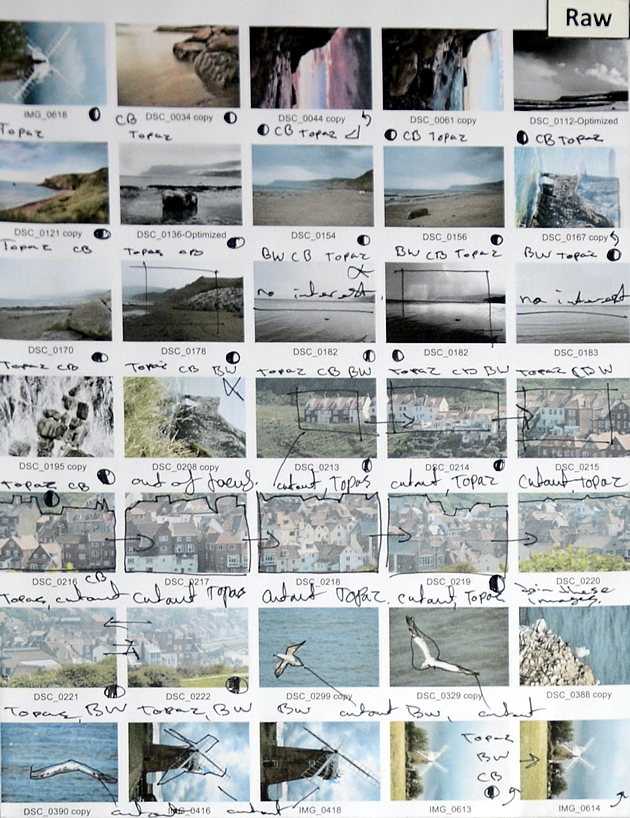 photography thumbnails