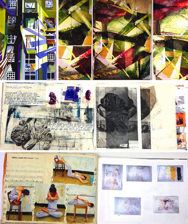 Art And Design Portfolio Courses London