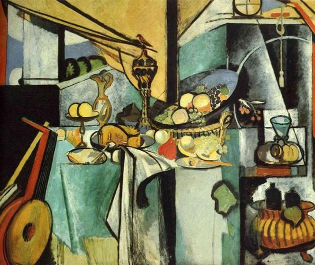Henri Matisse still life
