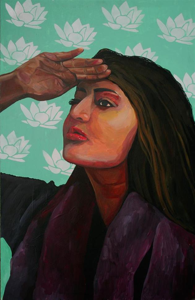 final painting IB Art