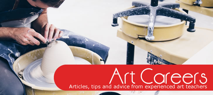 Art Careers: articles, tips and advice