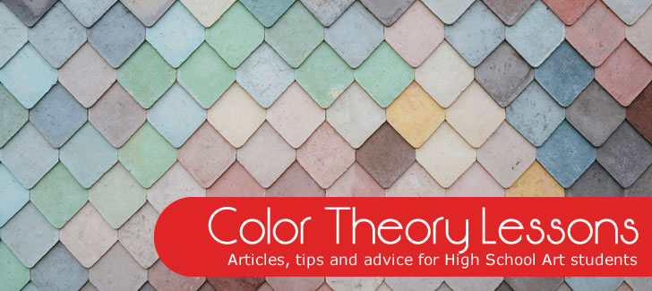 Color Theory A Complete Set Of Lessons For Art Students