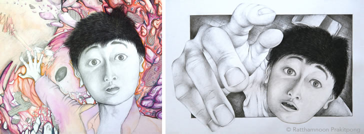 AP Studio Art examples